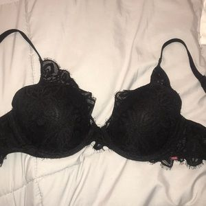 Black Lace Victoria's Secret Bra